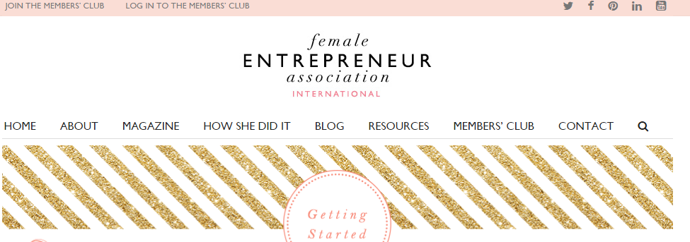 Female Entrepreneur Association